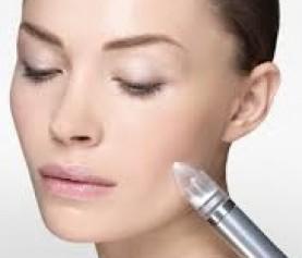 Микродермабразио на лице