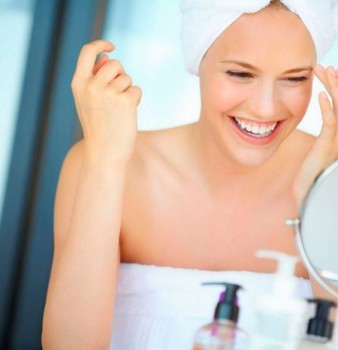 Грижа за лицето : 3 начина за свежа кожа